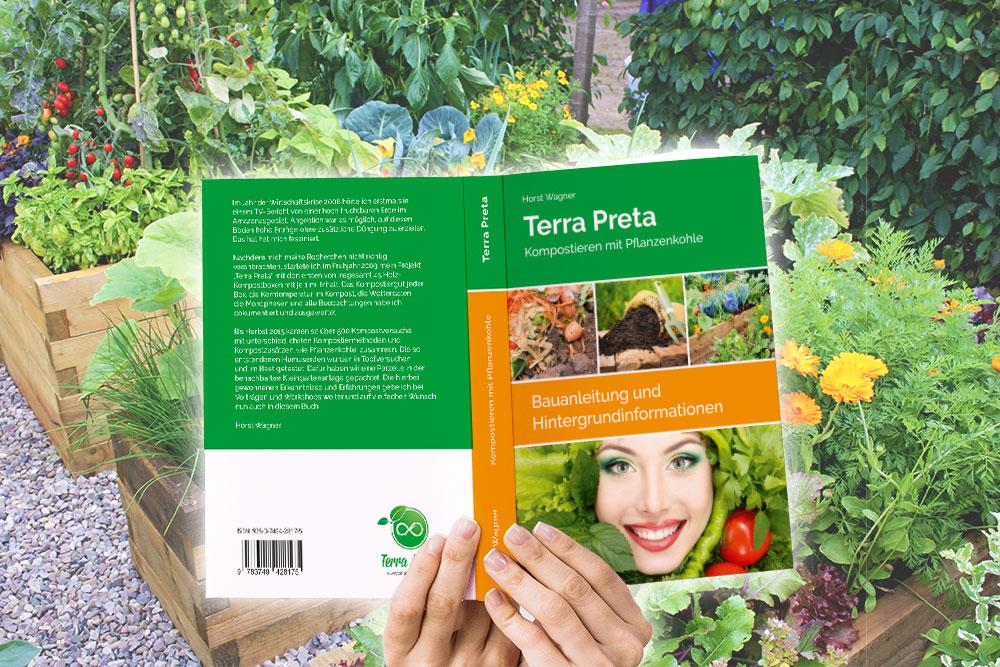"""Wertvolle Tipps zu """"Terra Preta"""" jetzt als Taschenbuch"""